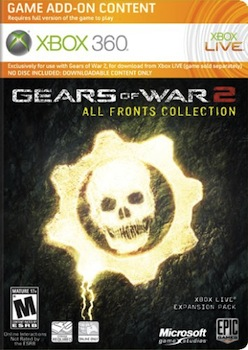 Gears of War 2: All Fronts Collection