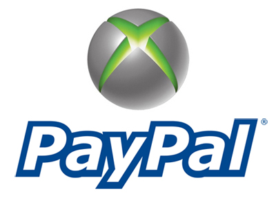 Xbox Paypal
